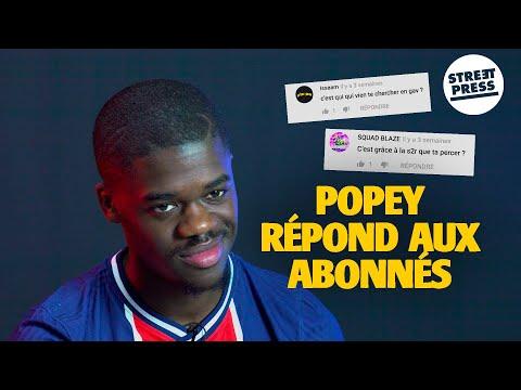 Youtube: Interview G.A.V | Popey répond aux abonnés