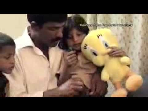 Little Hindus girls being raped in Pakistan