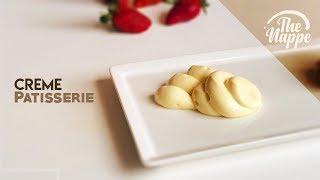 Pastacı Kreması Tarifi - Pastacı Kreması Nasil Yapılır- Creme Patisserie Video