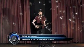 Feini vs. Presto [64stel] | VBT 2015 64stel-Finale