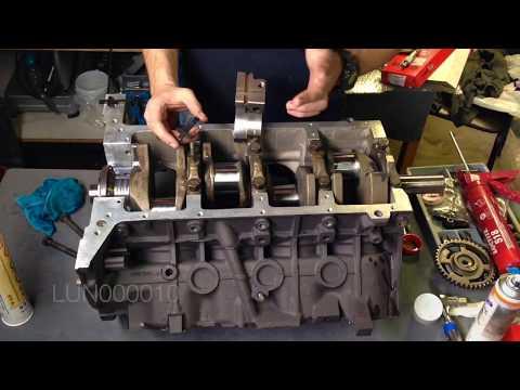 Part 4 Капитальный ремонт двигателя V8 Final Range Rover P38 4 6