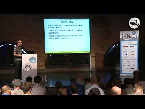 Berlin Buzzwords 2014: Mikio Braun - Real-time personalization and recommendation with stream mining on YouTube
