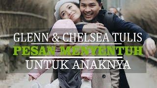 Nastusha Genap Berusia 1,5 Bulan, Glenn dan Chelsea Tulis Pesan Menyentuh Ini