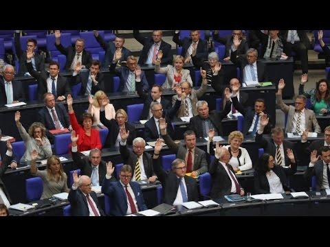 Бундестаг Германии признал геноцид армян