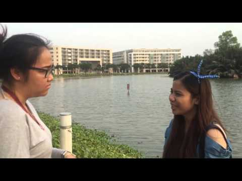Interview project : life in HO CHI MINH CITY