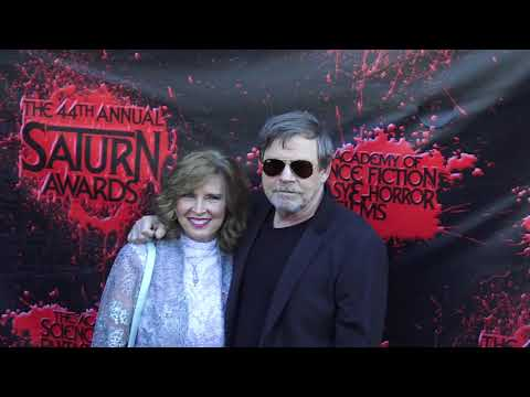 Mark Hamill attends the 44th Annual Saturn Awards at The Castaway in Burbank