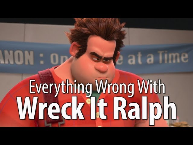 everything-wrong-with-wreck-it-ralph-in-15-minutes-or-less