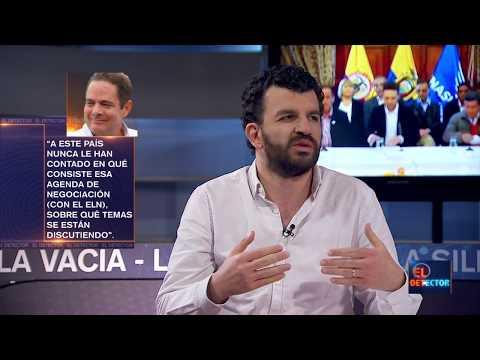 Germán Vargas Lleras en El Detector