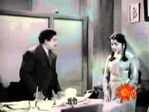 Paarthal Pasi Theerum 1962 Tamil Classic - Gemini Ganesh, Savithri