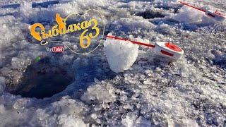Пулемётный клёв подлещика Зимняя рыбалка на мормышку 2019   20