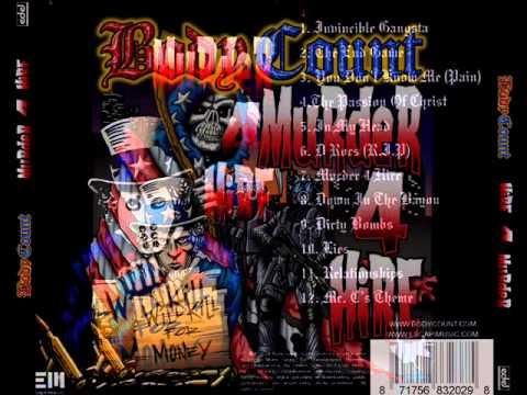 BODY COUNT - Murder 4 Hire 2006 [FULL ALBUM]