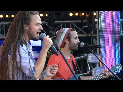 The Banyans (F)- Live @  Ostróda Reggae Festival 2015 ( World Reggae Contest)