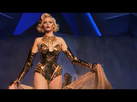 Thierry Mugler Haute Couture Fall/Winter 1995 Full Show | EXCLUSIVE | HD