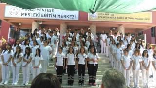 Muğla Anadolu Sağlık Meslek Lisesi Acil Tıp Teknisyeni Yemin Töreni
