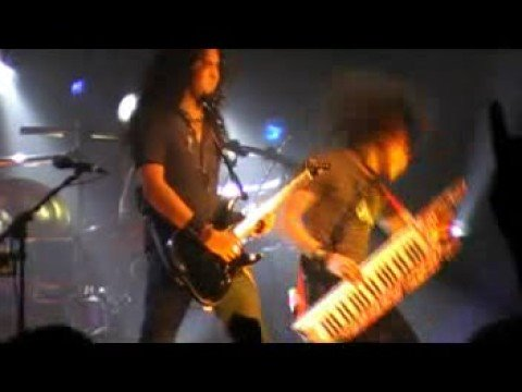 Dragonforce Live - Vadim and Fred Solo (Scars of Yesterday) - Belfast Mandela Hall 11/10/08