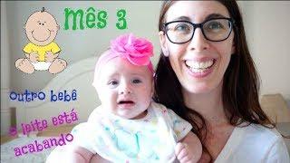 TENHO UM SEGREDO. A Realidade Sobre a Maternidade Mês 3 | Vanessa Klein