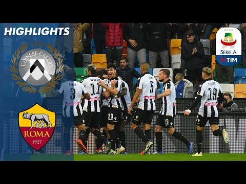 Udinese 1-0 Roma | Udinese Finds 3 Points After Almost Two Months | Serie A