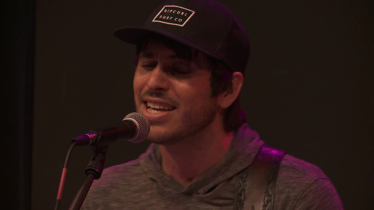 Morgan Evans Everything Changes 98 7 The Bull Youtube
