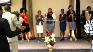 ZAOGA Forward In Faith Atlanta USA - Praise and Worship Oct 24 2013