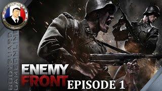 Enemy Front - Let's Play Épisode 1 - La Résistance De Varsovie [FR] 1080P - Pc Ultra 2015