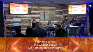 "Sunday, November 15th 2020, ""Your Kingdom Come"" Luke 13:10-21"