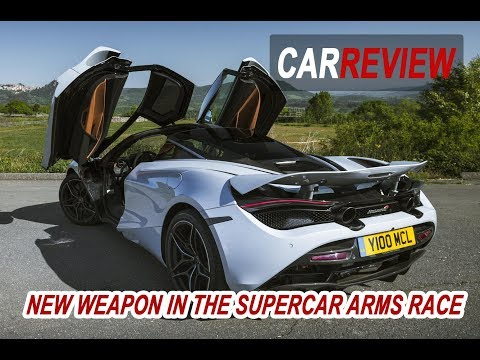 McLaren 720S Spider: New Weapon In The Supercar Arms Race | Car Review 247