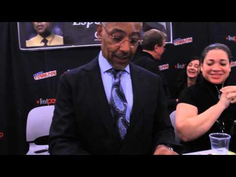Giancarlo Esposito/Gus Fring Interview Comic Con 2014