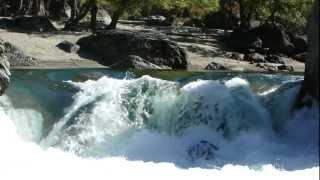 Порог на  реке Чулышман. Джип туры на Алтай.(, 2013-01-20T08:06:42.000Z)