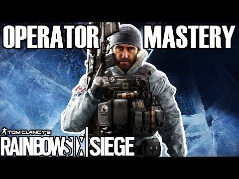 Operator Mastery: Buck - Rainbow Six Siege