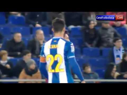 Marca suggest Lionel Messi soat at Alvaro Gonzalez- but he surely didn't mean it