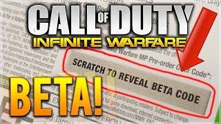 infinite warfare beta code kostenlos bekommen ps4 beta ab 14 10 16
