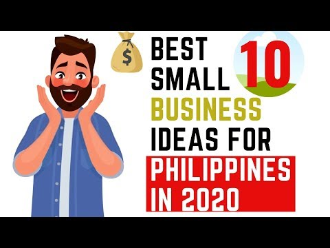 Small Business Ideas For Philippines