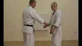 Bunkai to Shotokan Kata Empi