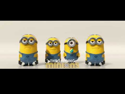 DESPICITO IN MINIONS SING DESPACITO