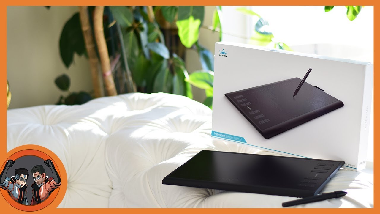 Huion 1060 Plus Drawing Tablet Review - Beginner Artists on a Budget