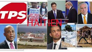 22JUILET DONALD TRUMP TPS  REZON OLIVIER ET MICHEL MARTELLY FÒK PRISON HAITI NEWS