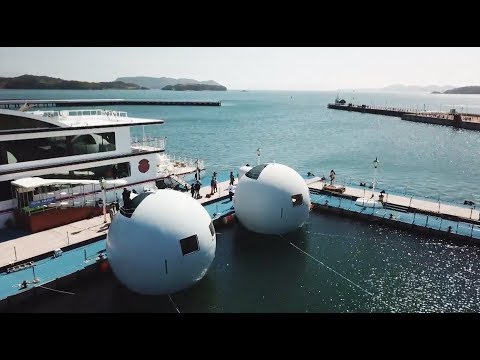 Japan's Floating Hotel - Tsunami Safe