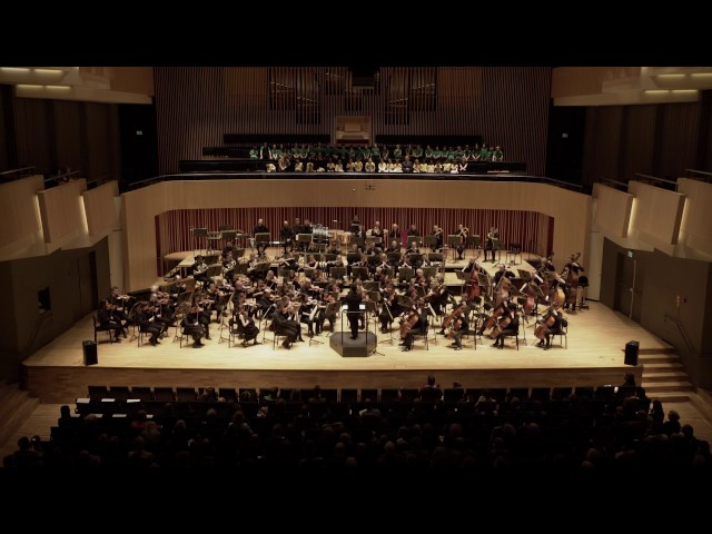 Side by Side, Aarhus Symphony Orchestra, Bruno Campo