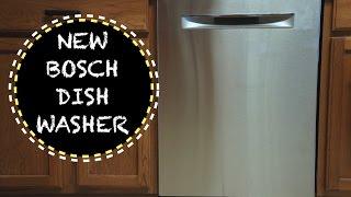 DISH WASHER INSTALLATION