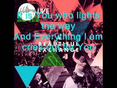 You lyrics- A Beautiful Exchange - Hillsong