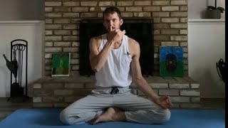 I Connect With My Breath - Addiction Release Yoga Class 11 - Pranayama Breathing Techniques