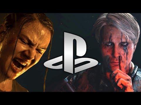 E3 2018 Predictions - The ENTIRE E3 2018 Sony PlayStation Press Conference!