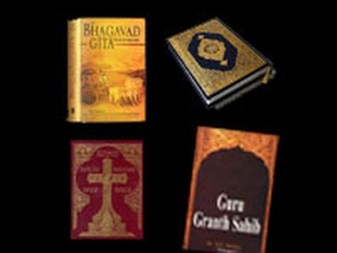 Image result for gita bible quran