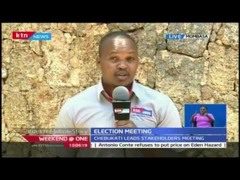 KTN Weekend at One Full Bulletin with Michael Gitonga 11/2/2017