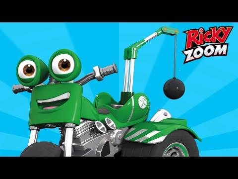 Ricky Zoom Français