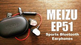 Meizu EP51 sports bluetooth earphones