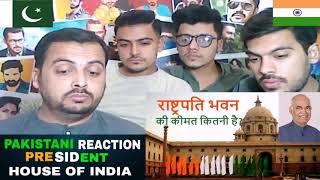 President House India Address