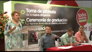 Toma de Protesta, Ceremonia G y Presentaciòn