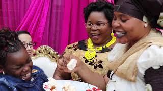 Congolese Birthday Party Sheffield United Kingdom