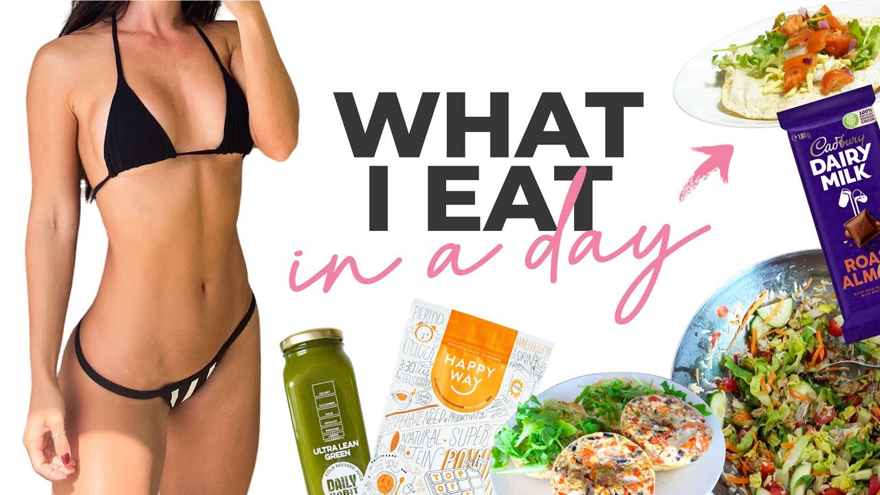 WHAT I EAT IN A DAY TO MAINTAIN MY PHYSIQUE   INTERMITTENT FASTING!